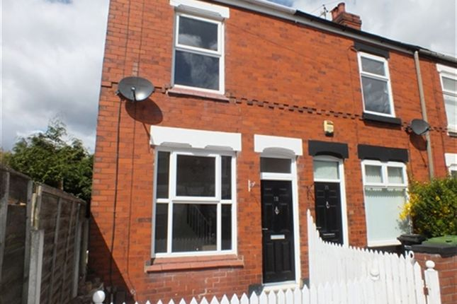 Thumbnail Property to rent in Forbes Street, Bredbury, Stockport