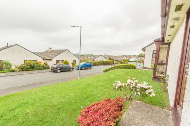 Thumbnail Detached bungalow for sale in Valley Close, Truro