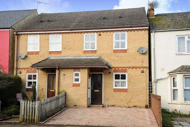 Thumbnail Semi-detached house for sale in Percy Street, East Oxford