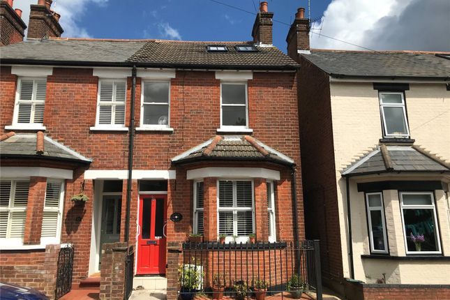 3 bed semi-detached house for sale in Pageant Road, St. Albans, Hertfordshire AL1