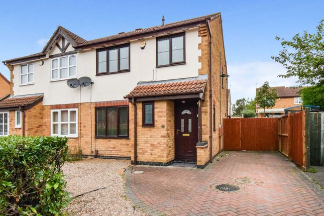3 bed semi-detached house for sale in Woodborough Road, Leicester LE5