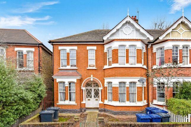 Thumbnail Flat to rent in Woodgrange Avenue, Ealing, London
