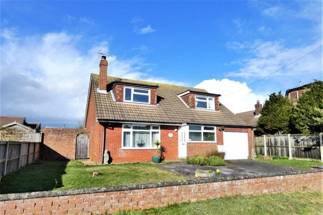 Thumbnail Detached house for sale in Old Dover Road, Capel-Le-Ferne, Folkestone