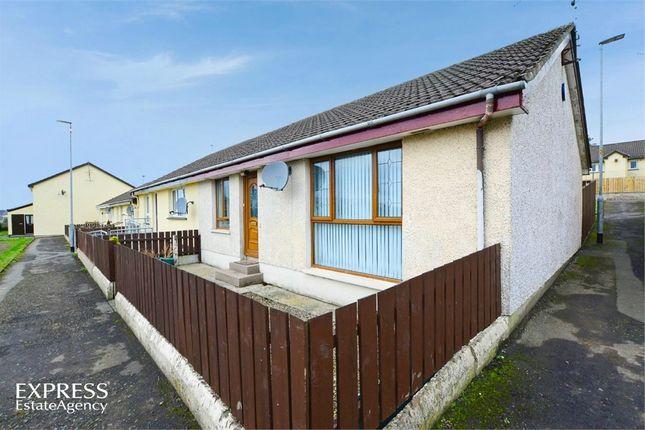 Thumbnail Terraced bungalow for sale in Meganlis Park, Dromore, County Down