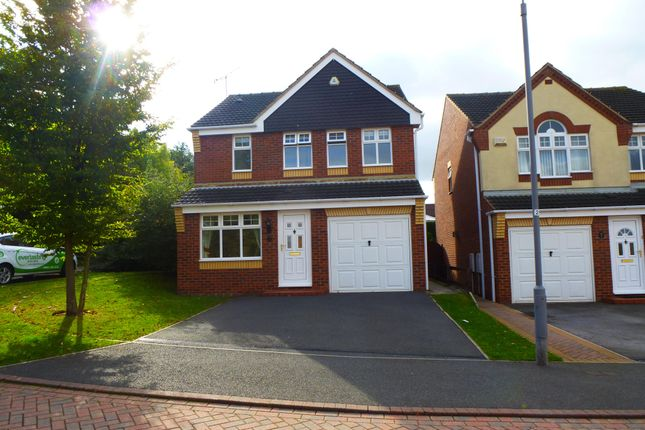 Thumbnail Property to rent in Kitchener Gardens, Worksop