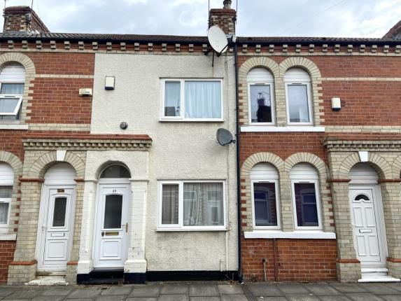 2 bed terraced house for sale in Boswell Street, Town Centre, Middlesbrough TS1