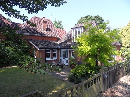 Thumbnail Detached house to rent in Pinewood Road, Westbourne, Bournemouth