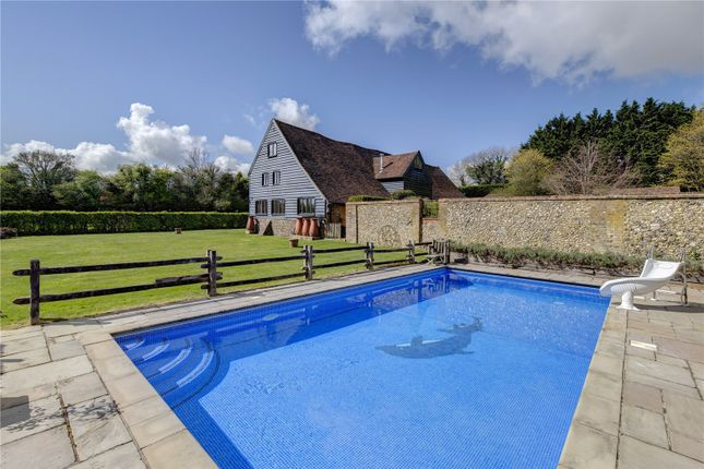 Thumbnail Detached house for sale in Coombe Lane, Naphill, High Wycombe, Buckinghamshire