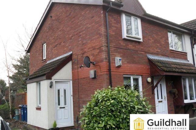Thumbnail Flat to rent in Rosemary Court, Penwortham, Preston