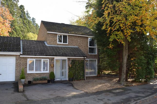 Thumbnail Link-detached house for sale in Inglewood Avenue, Camberley