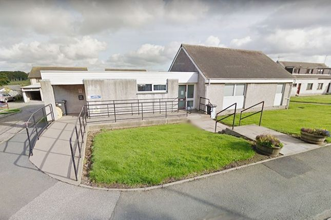 Commercial property for sale in 14, Fordyce Street, Former Health Centre, New Deer, Aberdeenshire AB536Sb