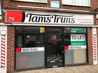 Thumbnail Retail premises for sale in Tavistock Street, Bedford