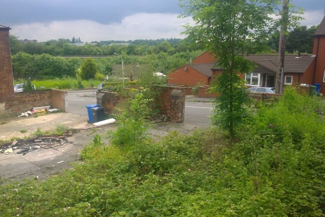 Thumbnail Land for sale in William St North Plot, Chesterfield
