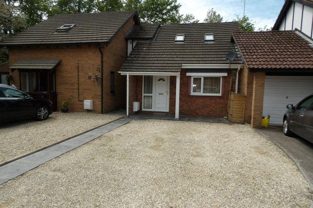 Thumbnail Terraced bungalow for sale in Maerdy Park, Pencoed, Bridgend
