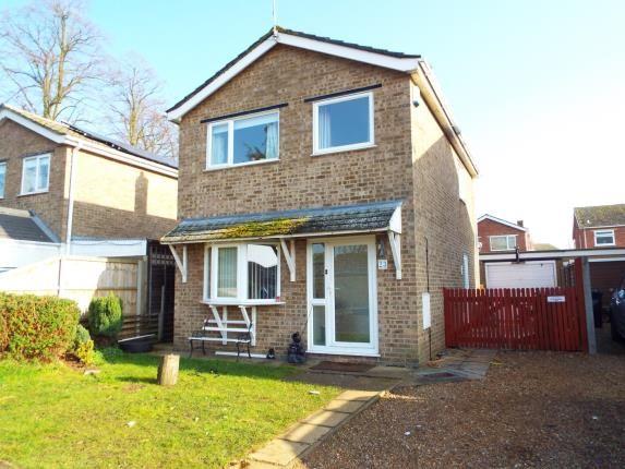 Thumbnail Detached house for sale in Snettisham, King's Lynn, Norfolk