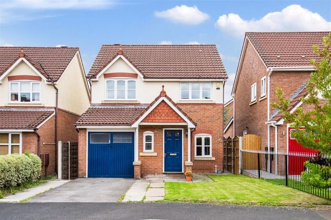 Thumbnail Detached house to rent in Ladyhill View, Ellenbrook, Worsley, Manchester