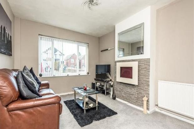 Thumbnail Property to rent in Hill Street, Hednesford, Cannock
