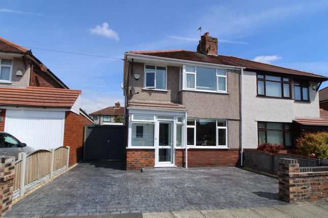 3 bed semi-detached house for sale in Vogan Avenue, Crosby, Liverpool L23