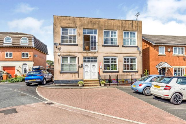 1 bed flat for sale in Danebank Mews, Denton, Manchester, Greater Manchester M34