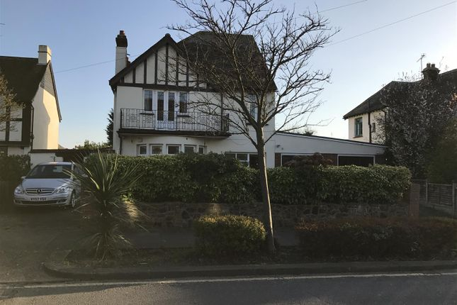 Thumbnail Detached house for sale in First Avenue, Westcliff-On-Sea