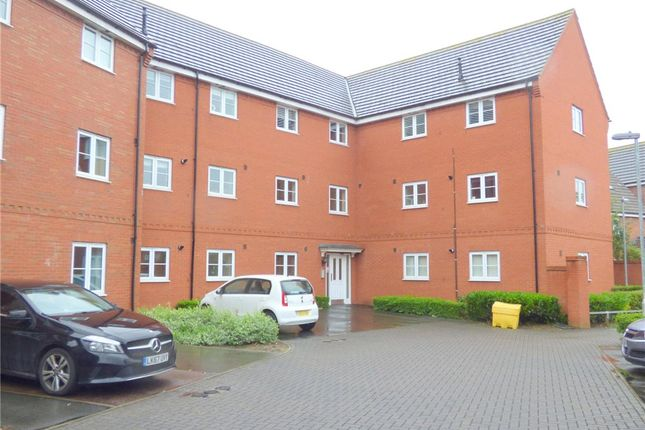 Thumbnail Flat for sale in Robins Corner, Evesham, Worcestershire