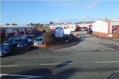 Thumbnail Commercial property for sale in Bridge Business Park, Marsh Road, Rhyl, Denbighshire