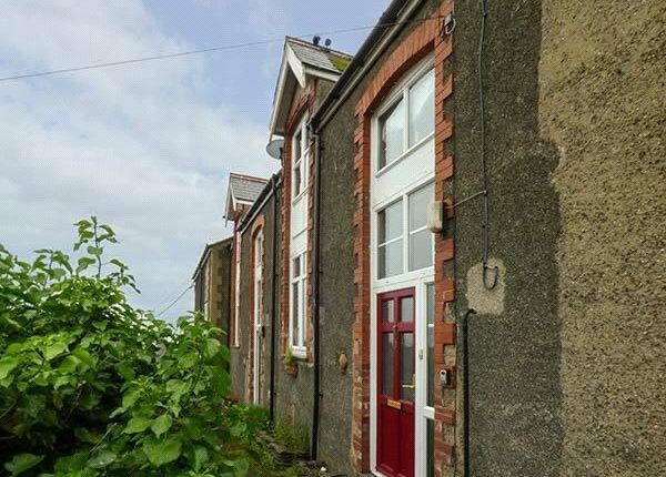 Thumbnail Terraced house for sale in Base House, Prospect Place, Aberdovey, Gwynedd