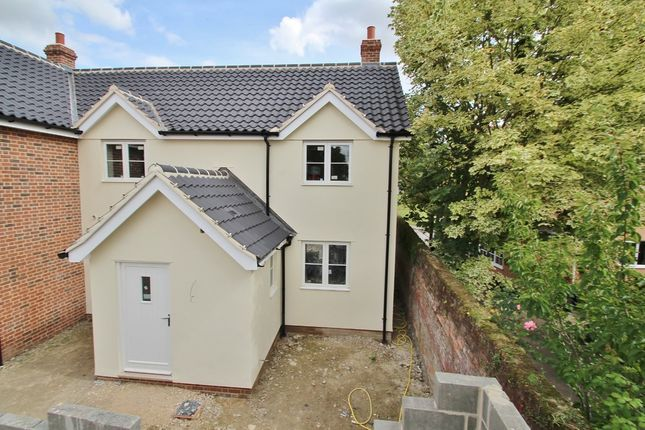 Thumbnail Semi-detached house for sale in Chapel Lane, Botesdale, Diss