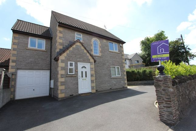 Thumbnail Detached house to rent in Westerleigh Road, Emersons Green, Bristol