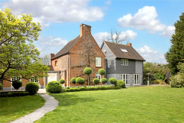 Thumbnail Detached house for sale in Crown Lane, Farnham Royal, Buckinghamshire