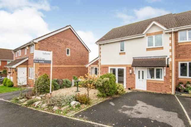 2 bed end terrace house for sale in Exminster, Exeter, Devon EX6