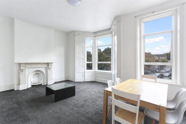 Thumbnail Flat for sale in Amhurst Road, London