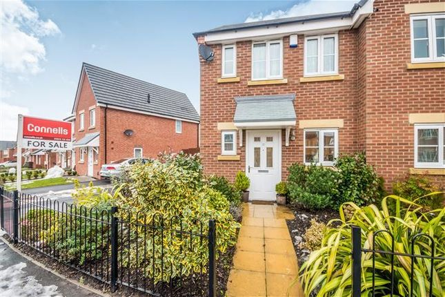 Thumbnail Semi-detached house to rent in Beddows Road, Walsall