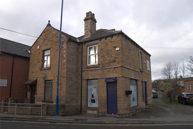 Thumbnail Retail premises for sale in Marsh Street, Rothwell, Leeds