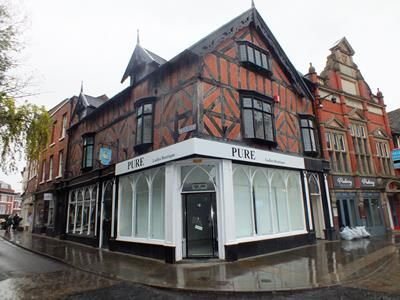 Thumbnail Retail premises to let in 86 Wyle Cop, Shrewsbury, Shropshire