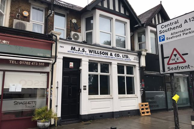 Thumbnail Office for sale in London Road, Westcliff-On-Sea, Essex