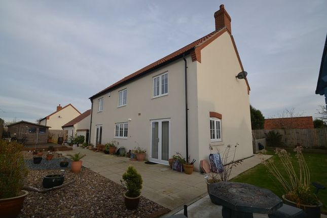 Thumbnail Detached house for sale in Galesworthy Drive, Chickerell, Weymouth