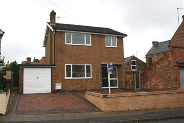 Thumbnail Detached house to rent in Shakespeare Street, Long Eaton, Nottingham