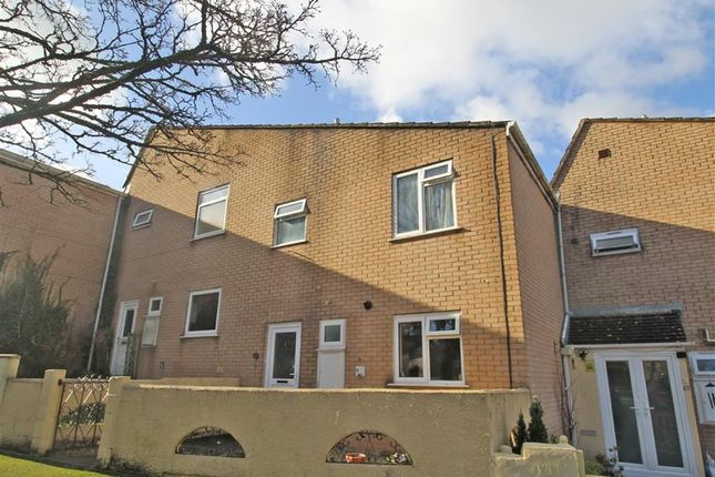 Thumbnail Terraced house for sale in California Gardens, Little America, Plymouth