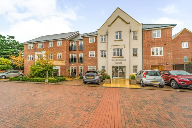 Thumbnail Flat for sale in Stiperstones Court, 167-170 Abbey Foregate, Shrewsbury, Shropshire