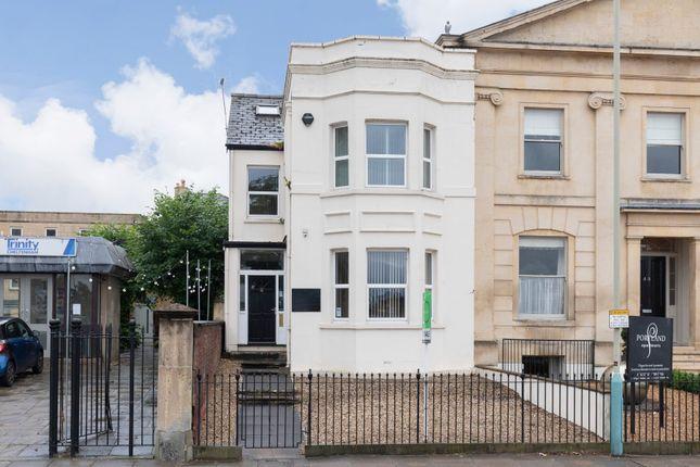 End terrace house for sale in Portland Street, Cheltenham