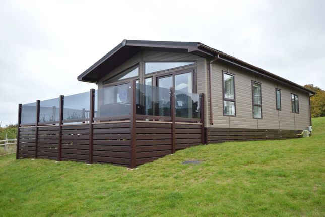 Thumbnail Lodge for sale in Brixham