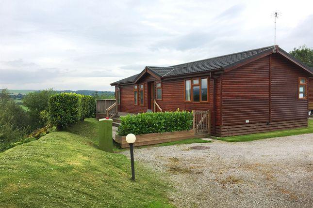 Thumbnail Lodge for sale in Reynard Crag Lane, High Birstwith, Harrogate