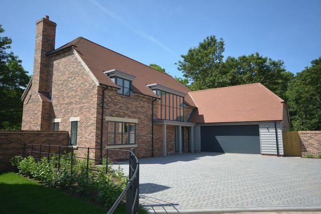 Thumbnail Detached house for sale in Kingston Bagpuize, Abingdon