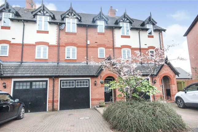 Thumbnail Terraced house for sale in Hastings Road, Nantwich, Cheshire