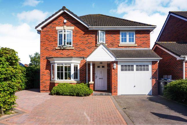 Thumbnail Detached house for sale in Capilano Road, Perry Common, Erdington, Birmingham