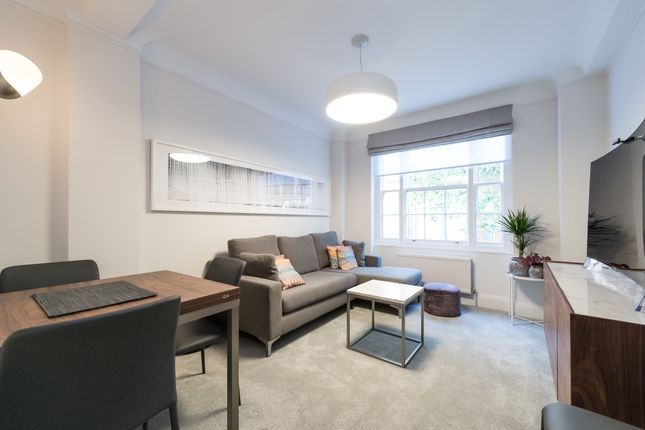 Thumbnail Flat to rent in Melcombe Place, London