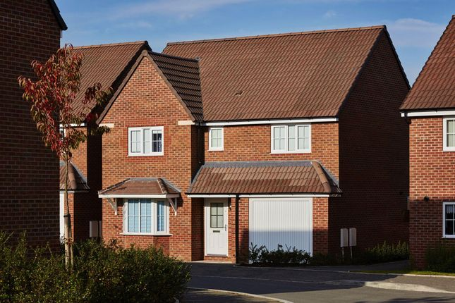"""Thumbnail Detached house for sale in """"Heathfield"""" at Bawtry Road, Bessacarr, Doncaster"""