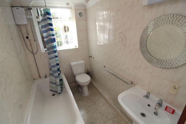 Bathroom of Prescot Street, Hoole, Chester CH2