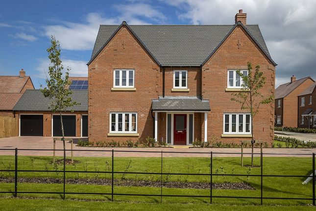 Detached house for sale in Brownes Way, Hallow, Worcester